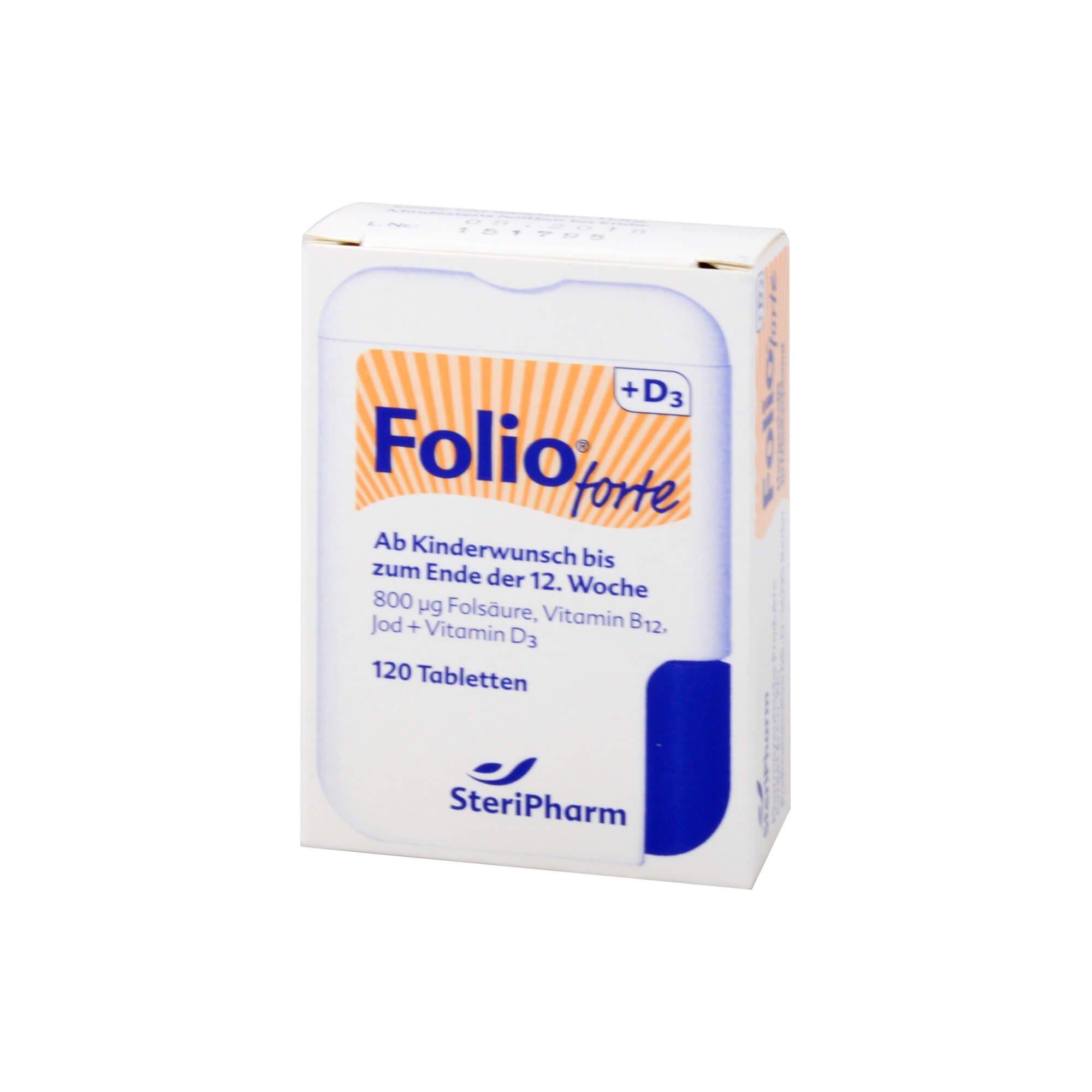 Folio Forte + D3