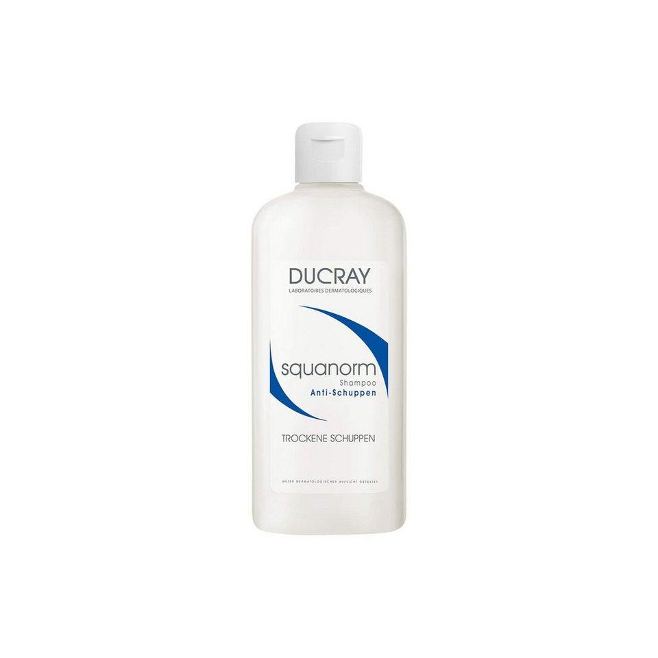 ducray squanorm shampoo trockene schuppen 200 ml otto. Black Bedroom Furniture Sets. Home Design Ideas