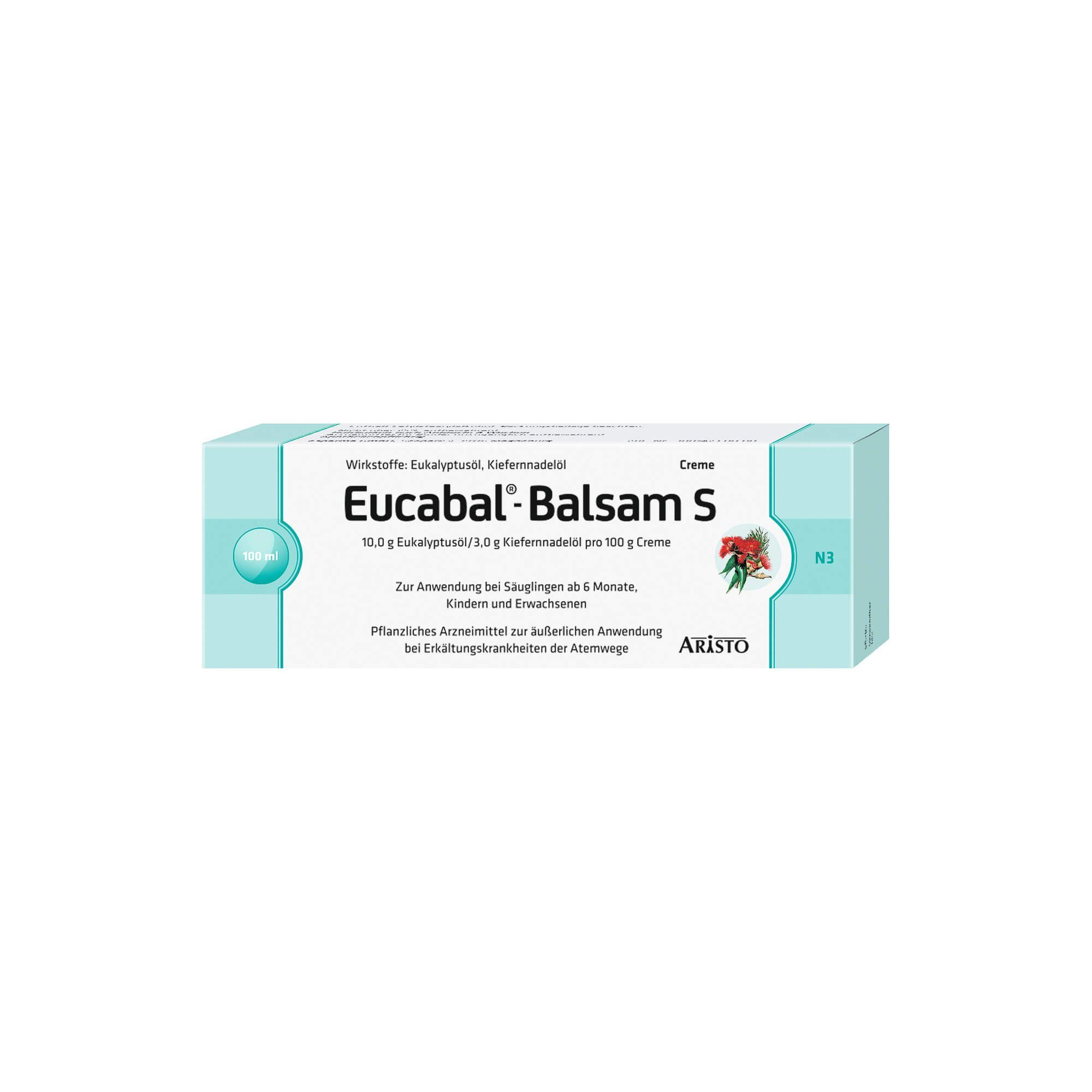 Eucabal Balsam S, 100 ml