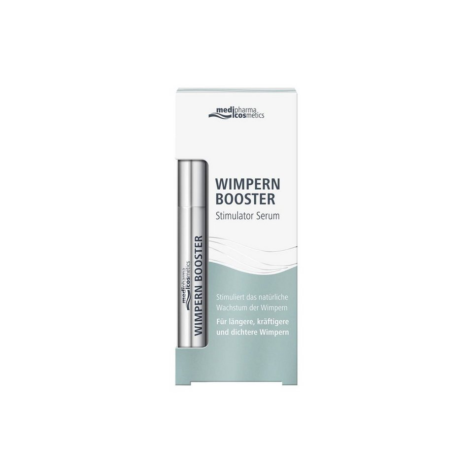 medipharma cosmetics wimpern booster stimulator serum 2