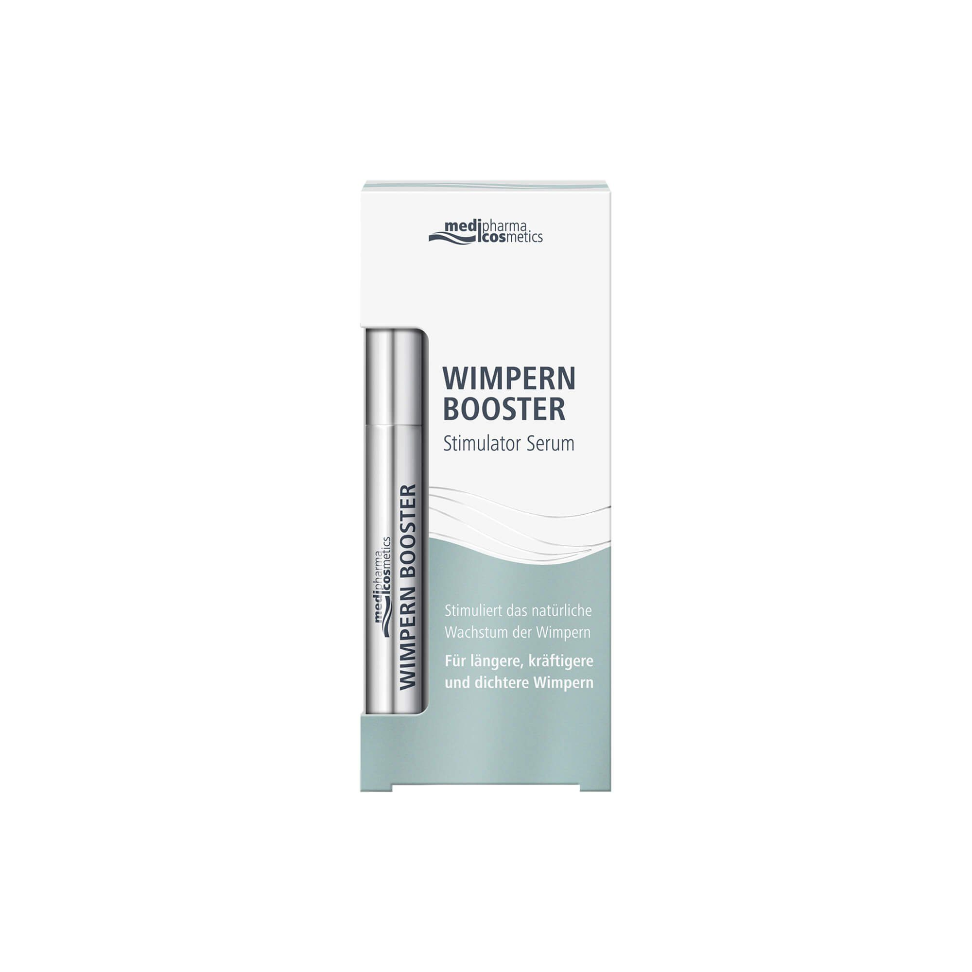 medipharma cosmetics Wimpern Booster Stimulator Serum, 2.7 ml