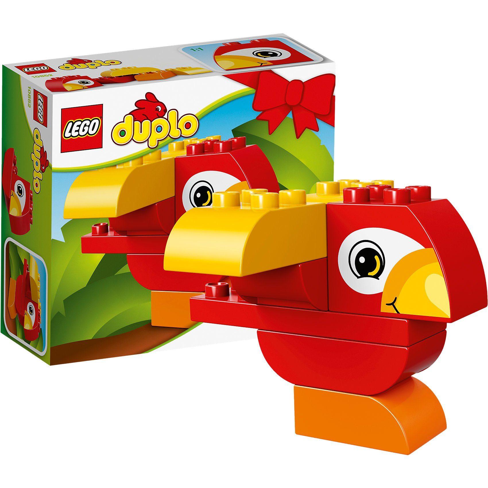 LEGO 10852 DUPLO: Mein erster Papagei