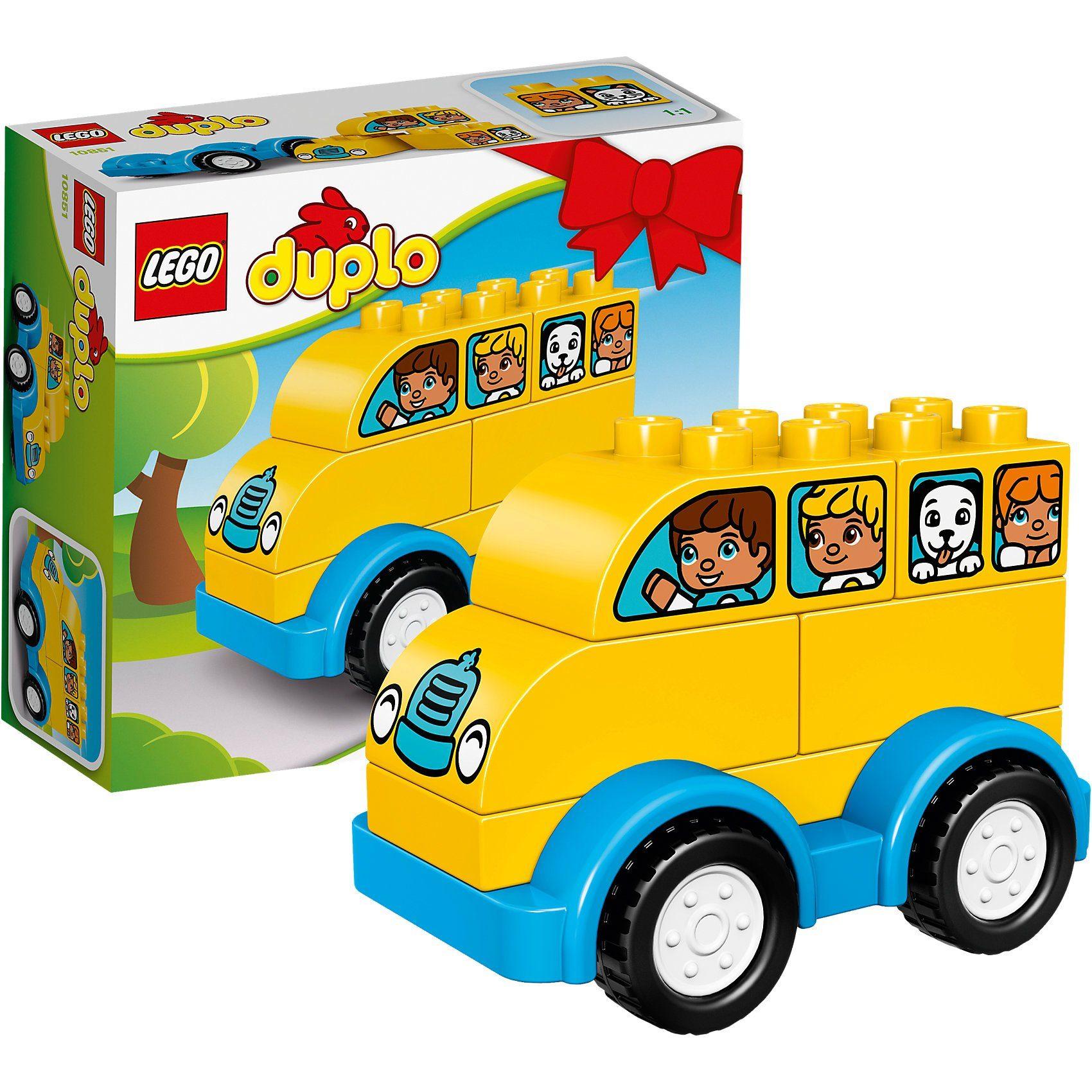 LEGO 10851 DUPLO: Mein erster Bus