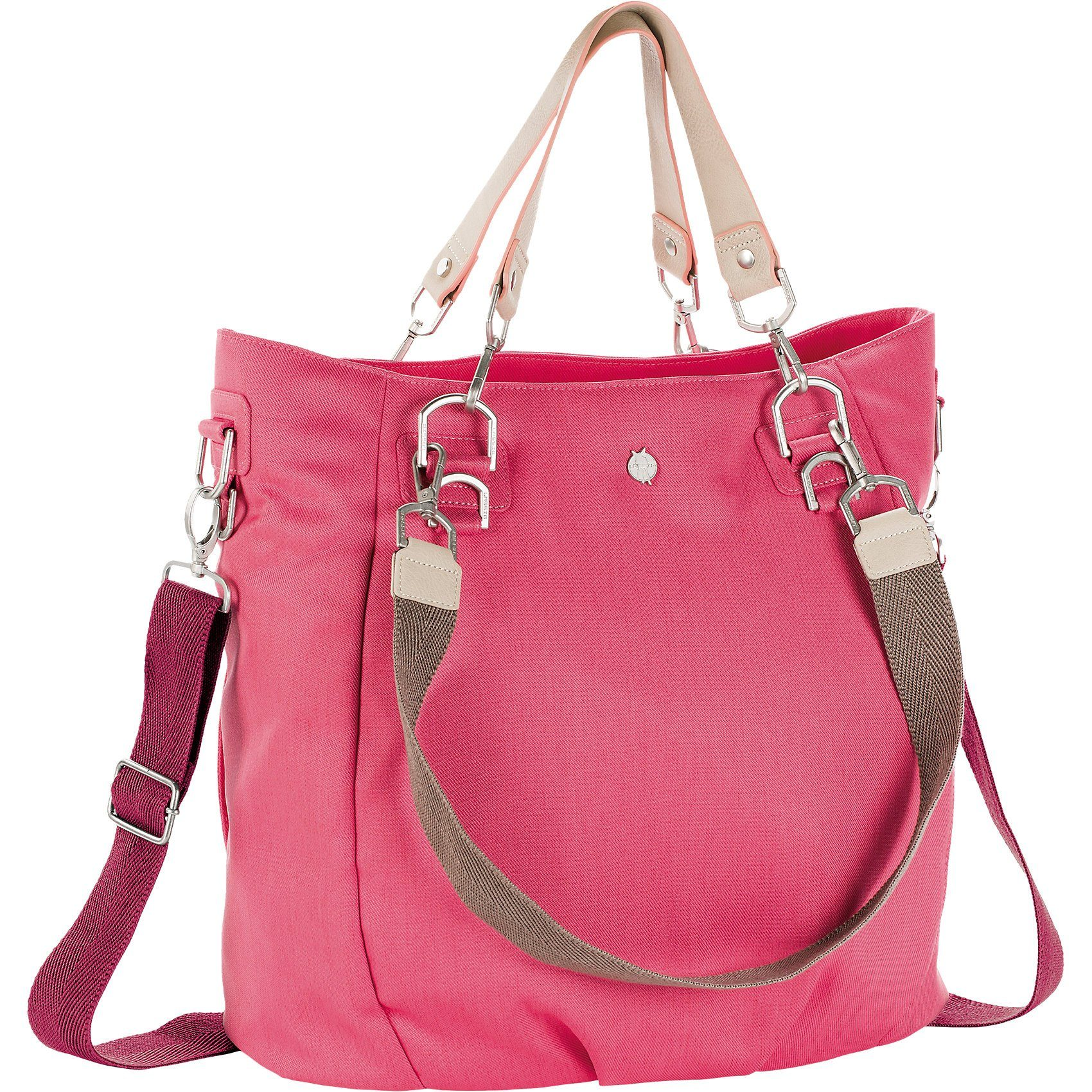 Lässig Wickeltasche Greenlabel, Mix´n Match Bag, Strawberry