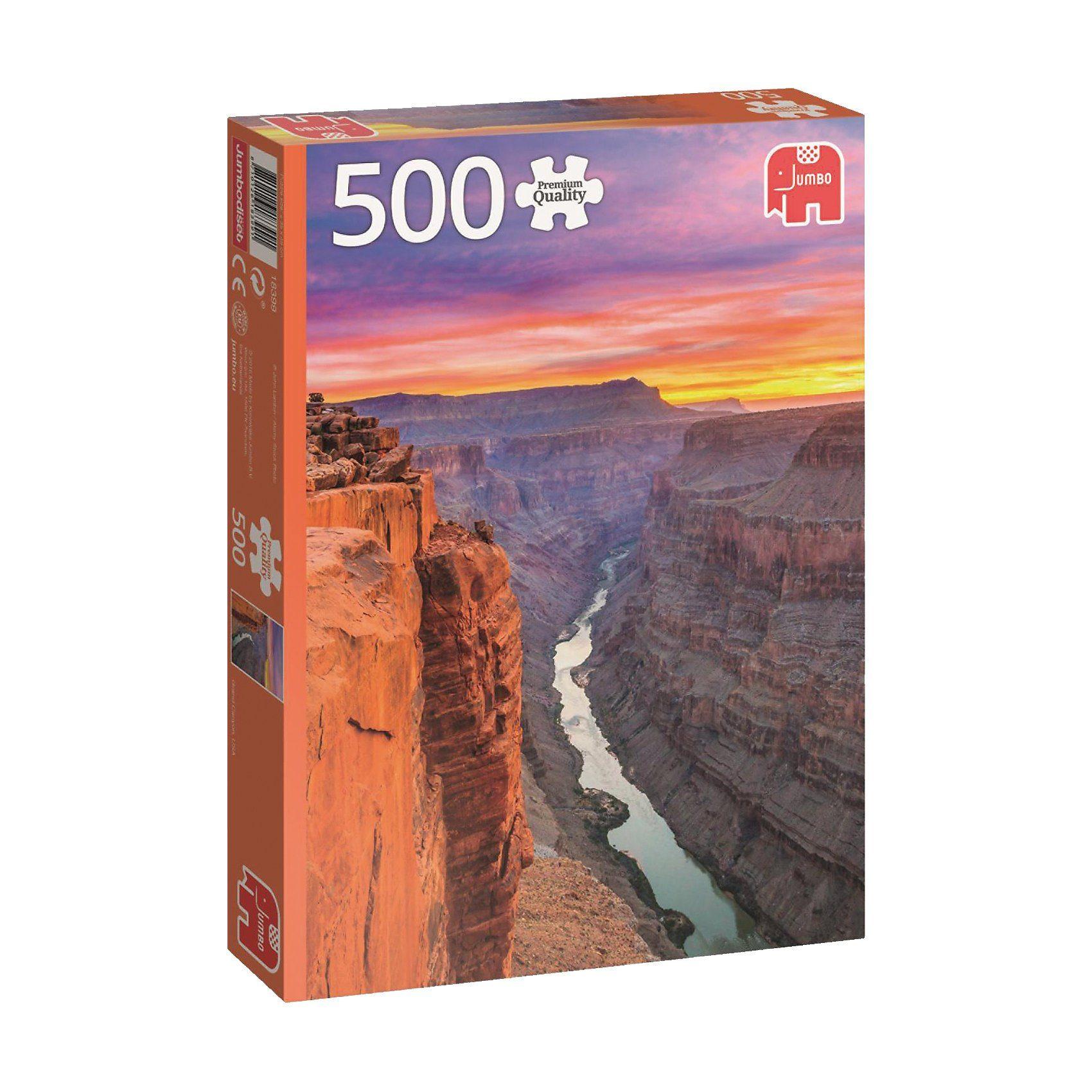 Jumbo Puzzle 500 Teile - Grand Canyon, USA