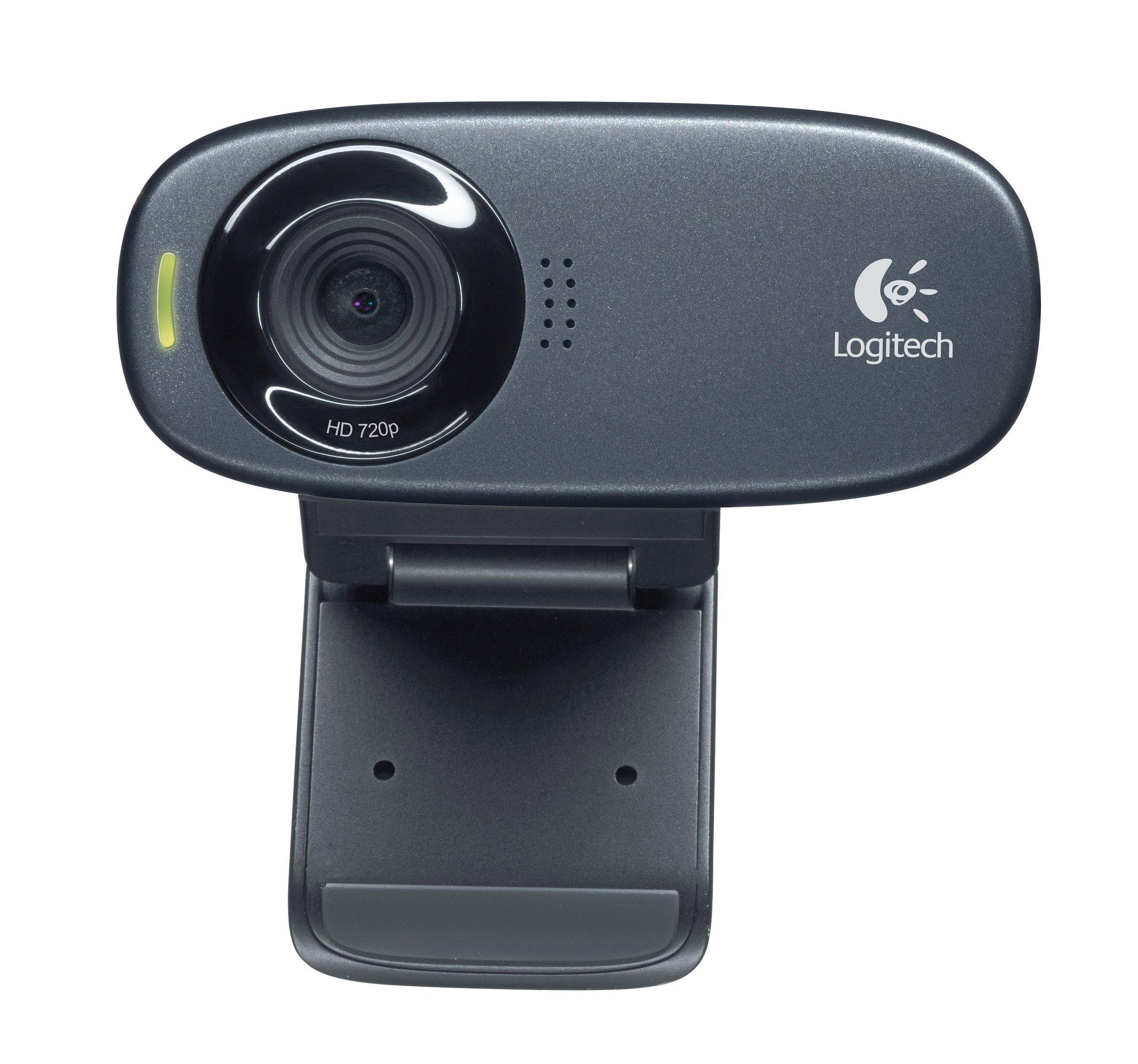 Logitech Webcam »HD WEBCAM C310 - USB - Schwarz«