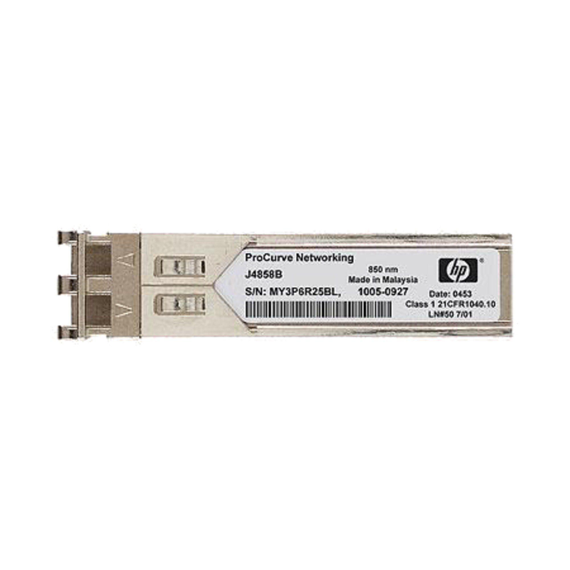 Hewlett-Packard Transceiver »X121 1 GBit LC SX SFP-Transceiver«