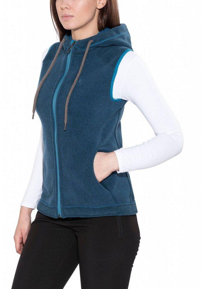Tatonka Weste »Helston Vest Women« in blau