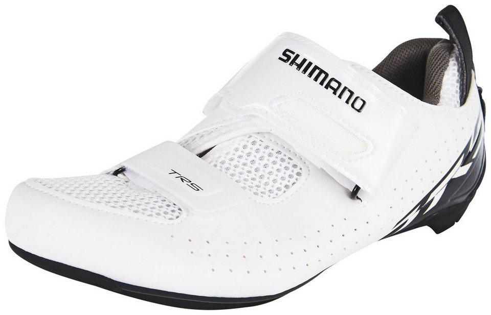 Shimano Fahrradschuhe »SH-TR5W Schuhe Unisex« in weiß