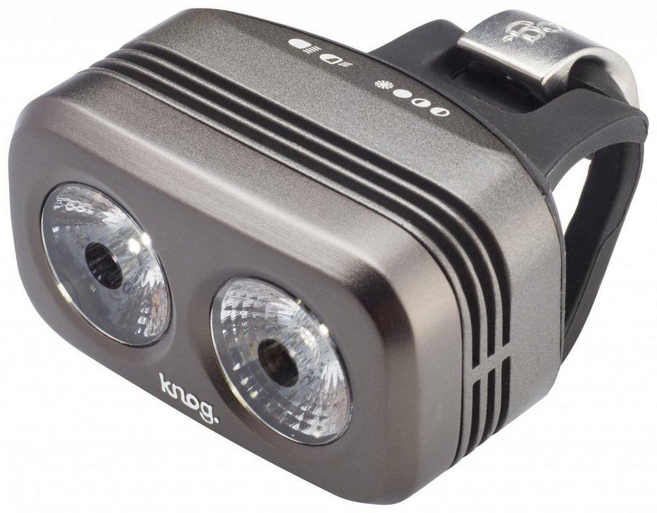 Knog Fahrradbeleuchtung »Blinder Outdoor 250 Frontlicht weiße LED«