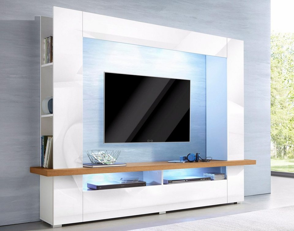 stunning freistehende tv wand contemporary. Black Bedroom Furniture Sets. Home Design Ideas
