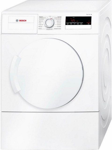 BOSCH Ablufttrockner Serie 4, 7 kg, mit Abluftschlauch | Bad > Waschmaschinen und Trockner > Ablufttrockner | Bosch