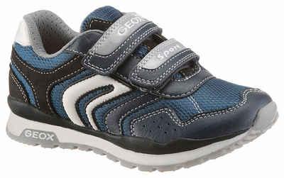 Geox Kids »J Pavel« Sneaker, mit gepolstertem Schaftrand Sale Angebote Groß Döbbern