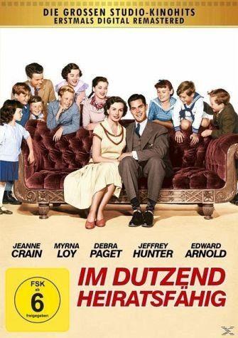 DVD »Im Dutzend heiratsfähig - Fox Grosse...«