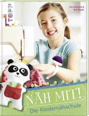 Gebundenes Buch »Näh mit!«
