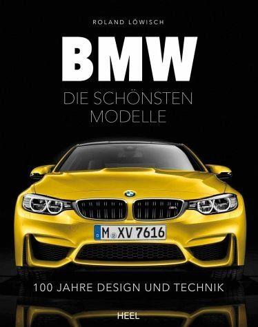 Gebundenes Buch »BMW - die schönsten Modelle«