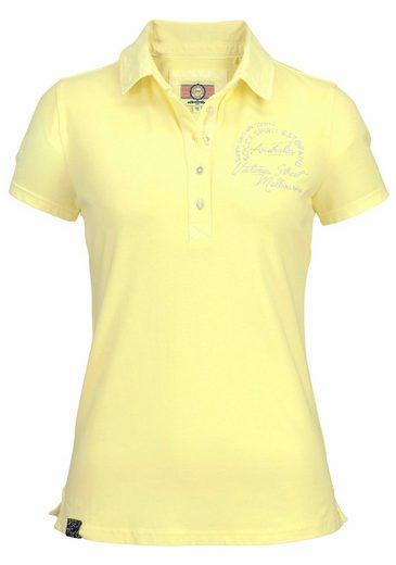 SOCCX Poloshirt, mit großem Rückenmotiv