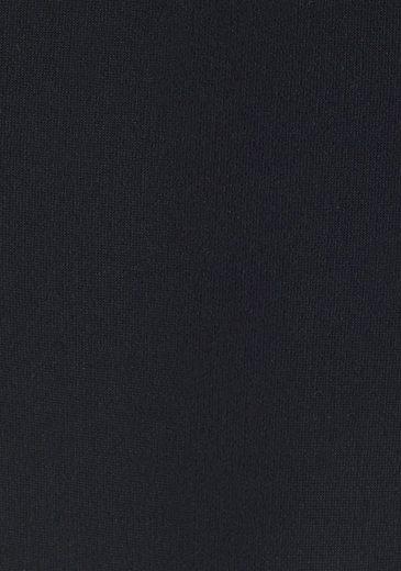 KangaROOS Bügel-Bikini mit bedruckten Kontrasteinsätzen