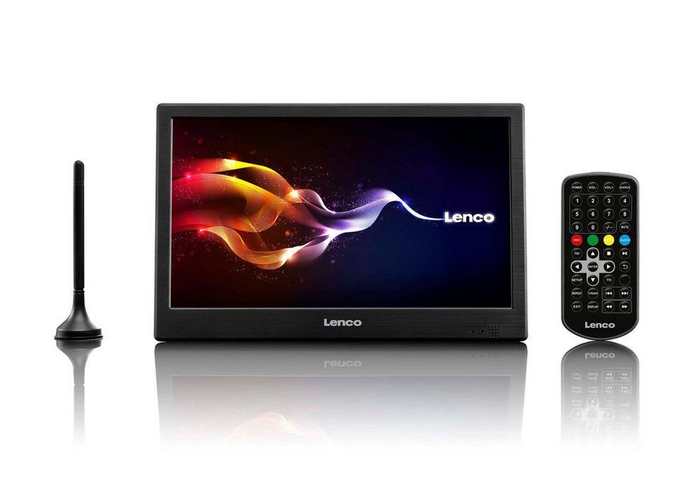 Lenco HD LED-TV mit DVB-T2 & USB-Wiedergabe »TFT-1028« online kaufen ...