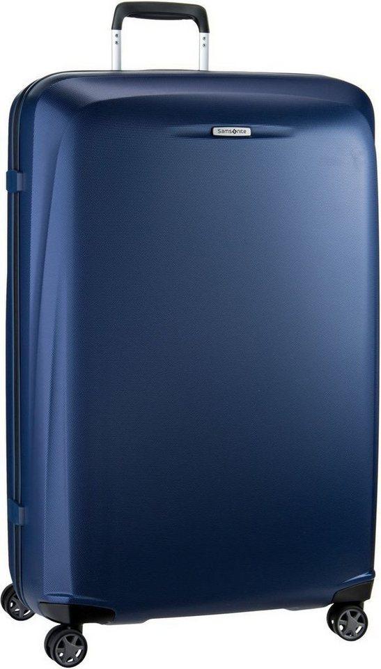 Samsonite Starfire Spinner 82 in Blue