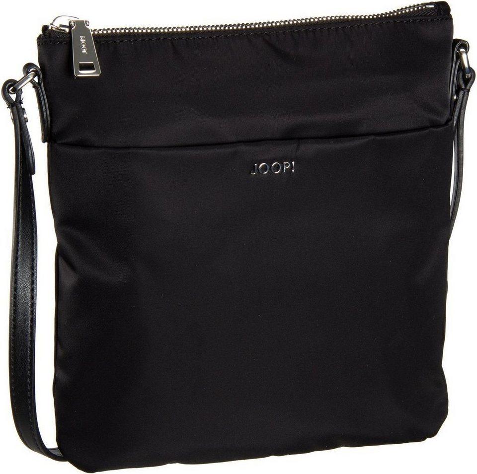 Joop Dia Nylon Shoulderbag Small in Black