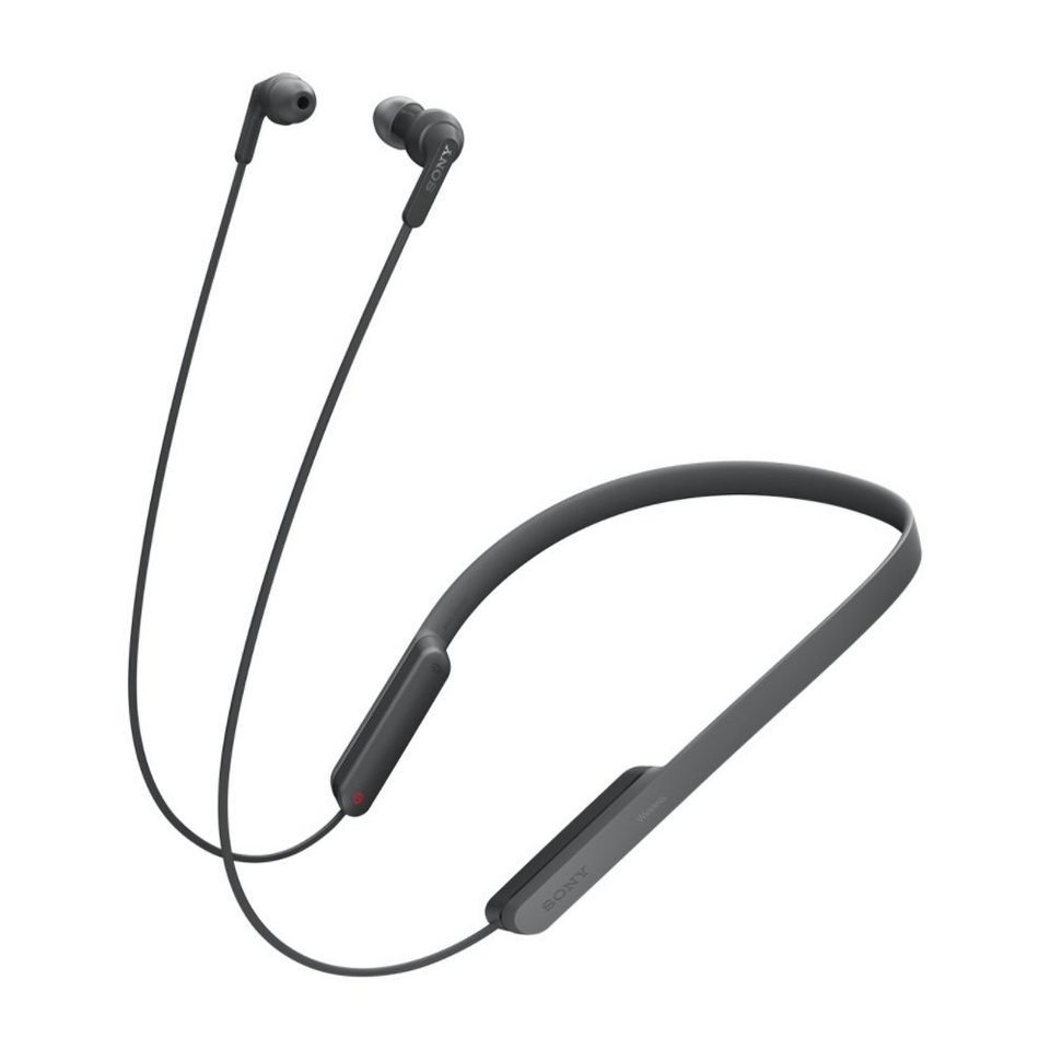 Sony InEar Kopfhörer »MDR XB70BT« in schwarz