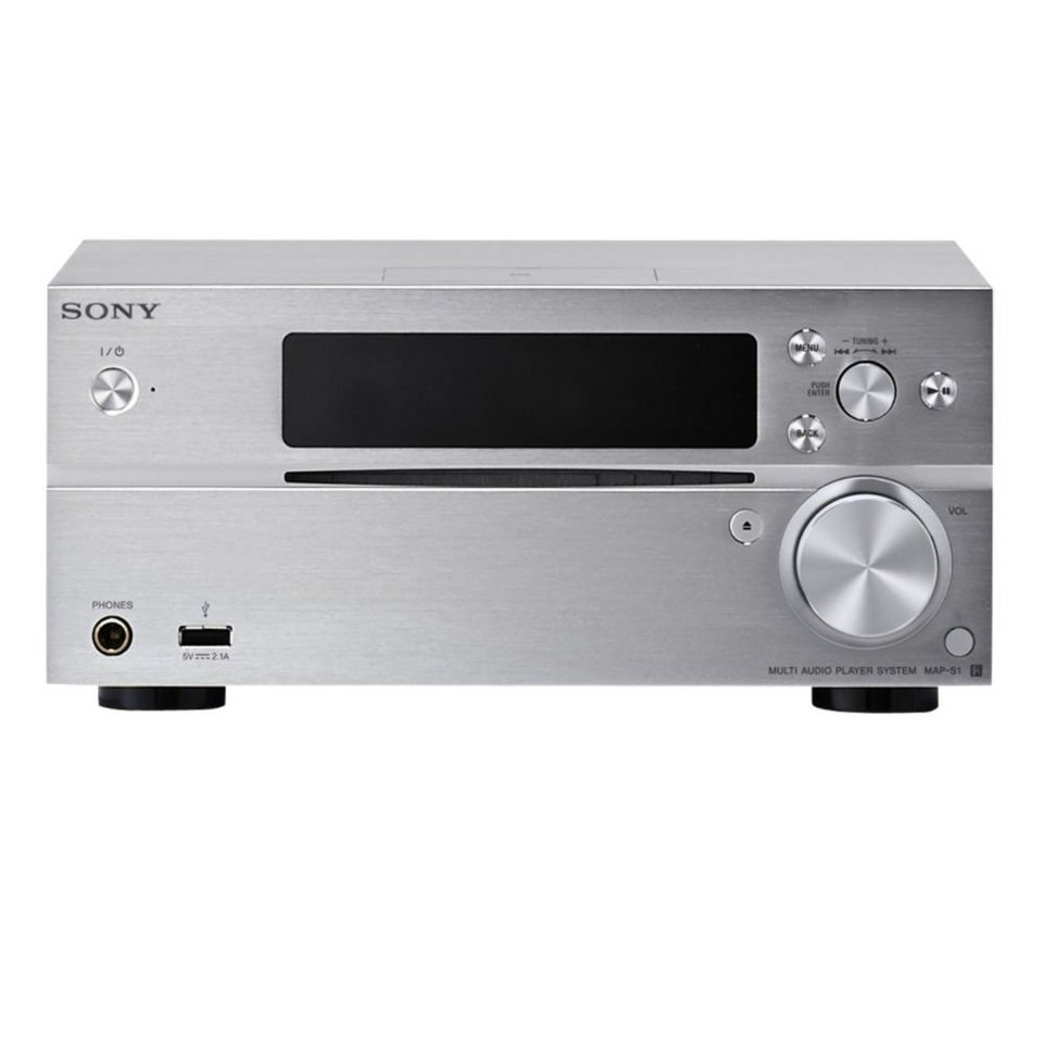 Sony Multi-Audioplayer-System »MAP-S1« in silber