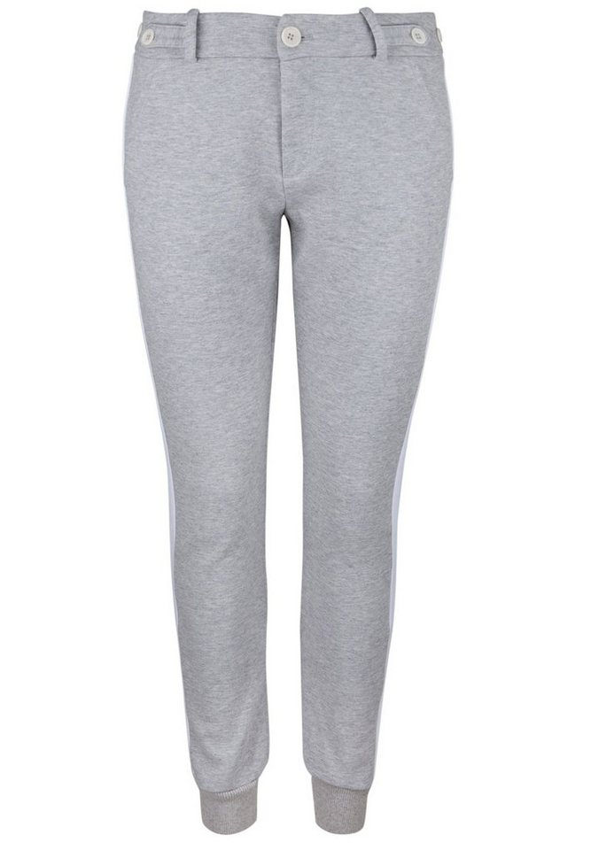 Better Rich Sweathose »PANT SIMPLE« in gray marl