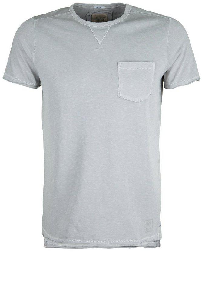 Better Rich T-Shirt »CREW POCKET PIGMENT« in moon
