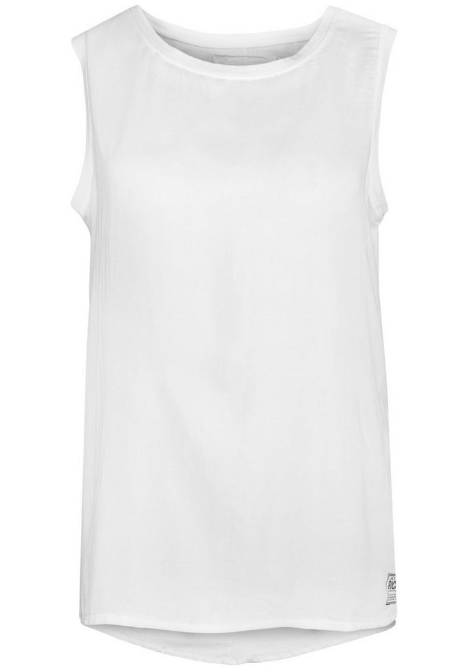 Better Rich Top »ATHLETIC VOILE« in white