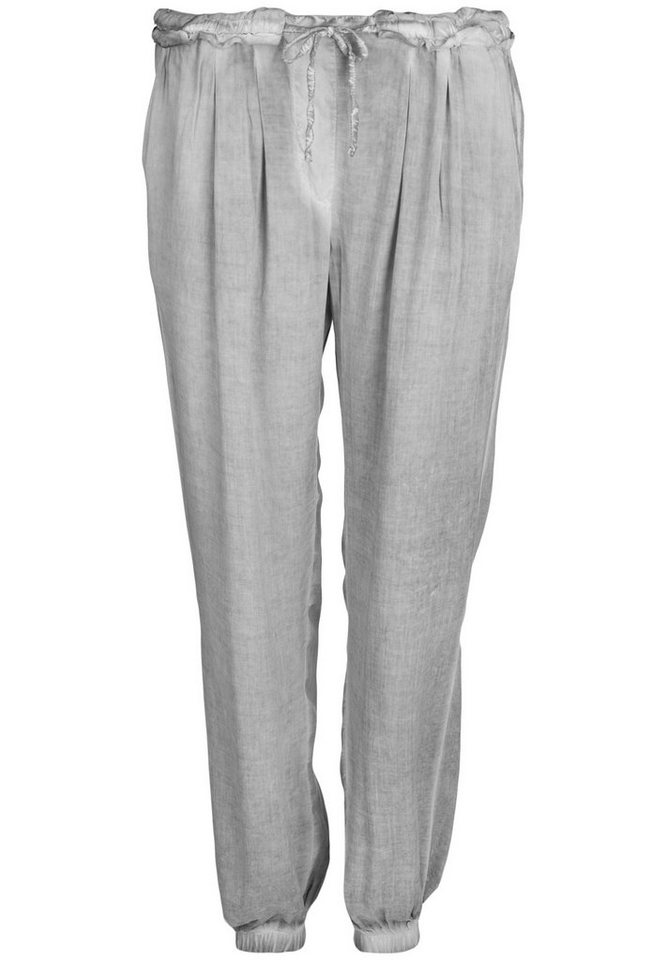 Better Rich Hose »PANT VOILE« in moon