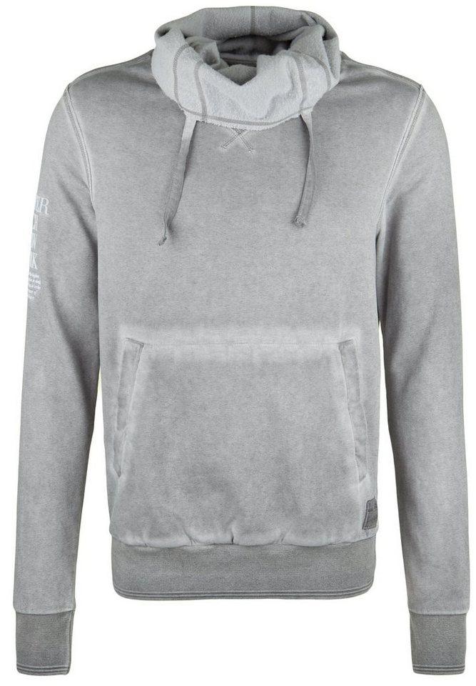 Better Rich Sweatshirt »HOODY« in steel