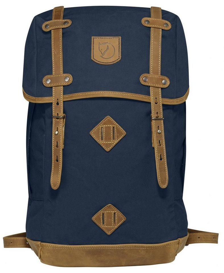 FJÄLLRÄVEN Sport- und Freizeittasche »No. 21 Rucksack Large« in blau
