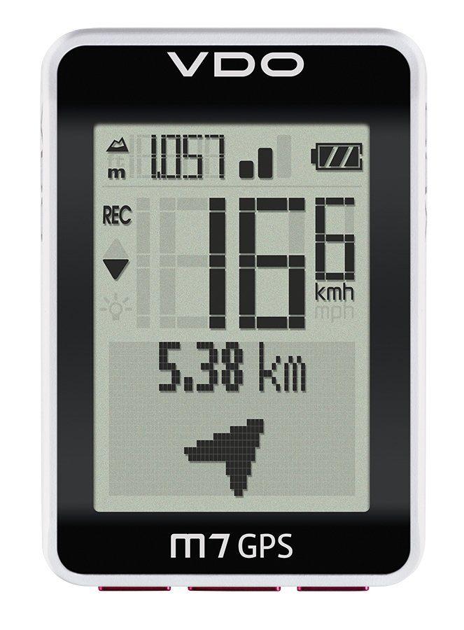 VDO Fahrradcomputer »M7 GPS Fahrradcomputer«