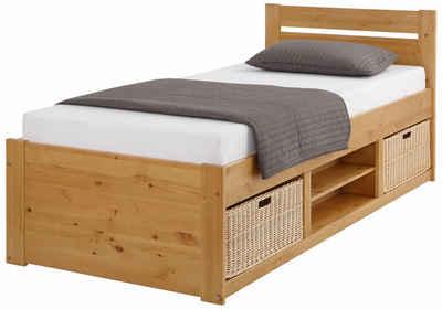Einzelbett mit stauraum Betten mit Stauraum online kaufen | OTTO