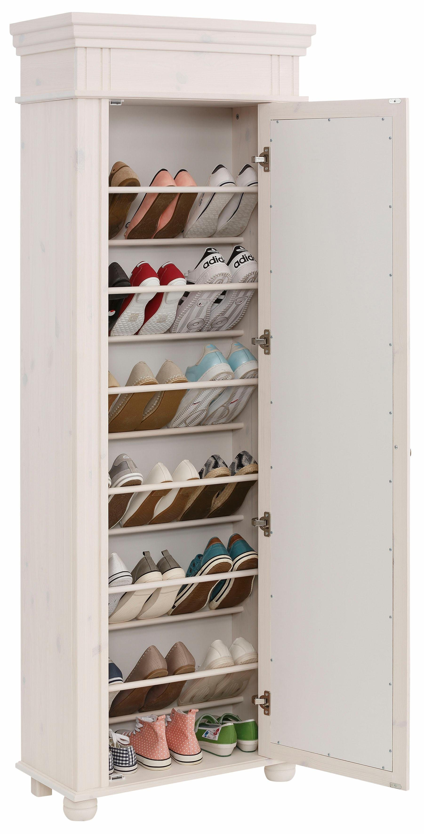 schuhschrank mit spiegel preisvergleich die besten angebote online kaufen. Black Bedroom Furniture Sets. Home Design Ideas