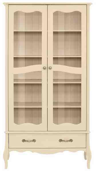 Home affaire Vitrine »Lebo«, mit Softclose, Breite: 108 cm