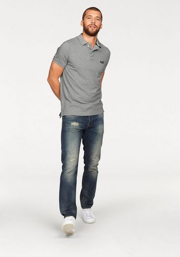 Superdry Poloshirt CLASSIC PIQUE S/S POLO