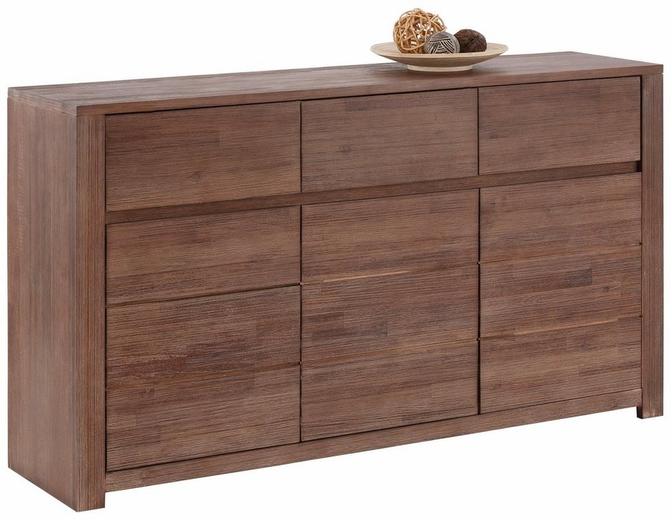 home affaire sideboard wally breite 140 cm otto. Black Bedroom Furniture Sets. Home Design Ideas