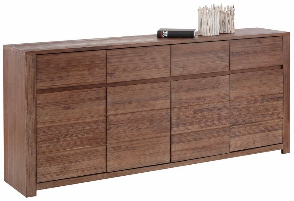 home affaire sideboard wally breite 180 cm otto. Black Bedroom Furniture Sets. Home Design Ideas