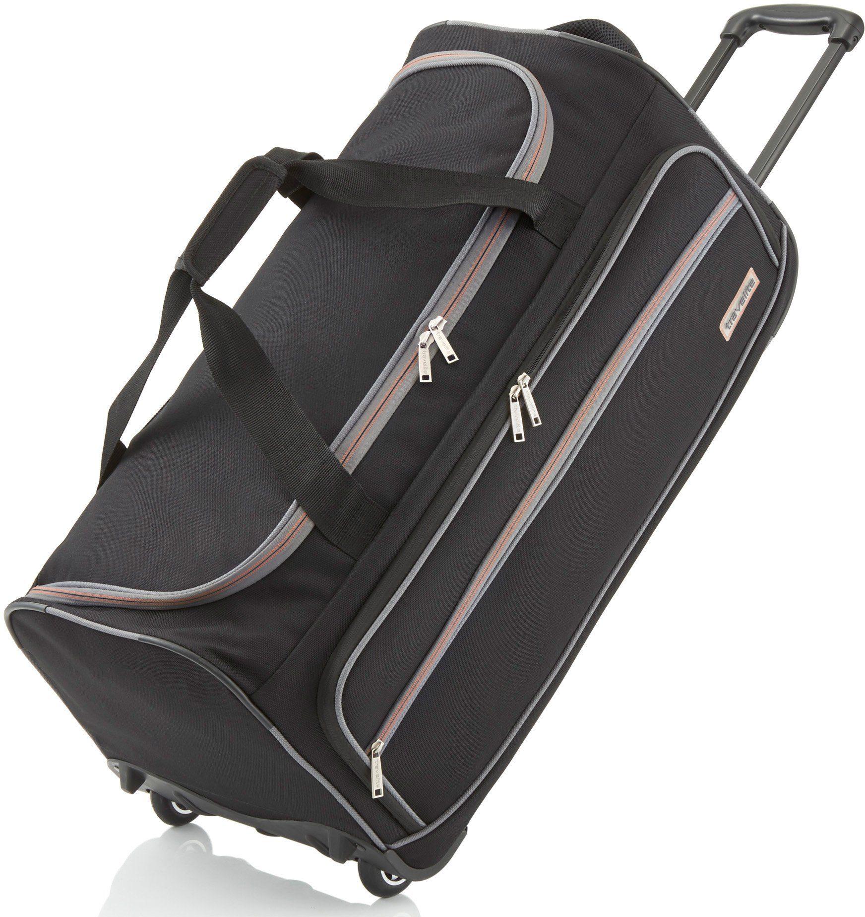 travelite Reisetasche mit 2 Rollen, »Basics«