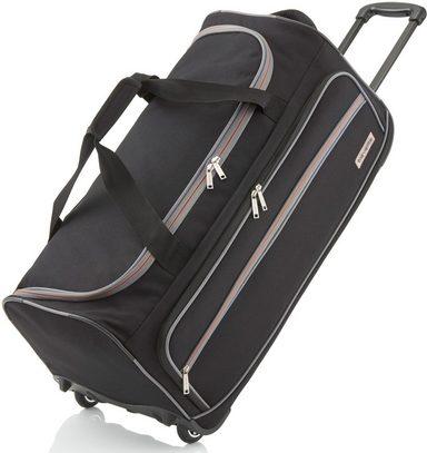 travelite reisetasche mit 2 rollen basics otto. Black Bedroom Furniture Sets. Home Design Ideas