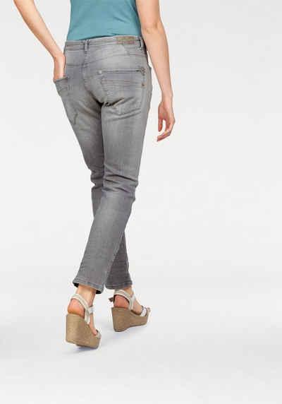 26117ed7aa4e MAC Stretch-Jeans »Sexy Carrot« mit verspielten Details