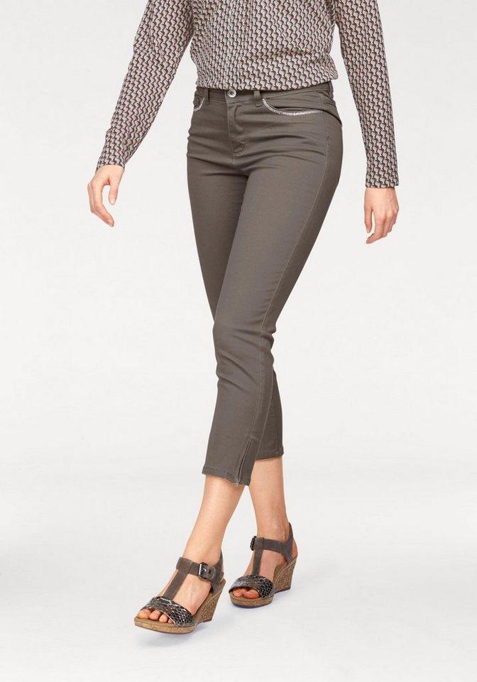 stooker women 7 8 jeans rio mit glitzersteinen otto. Black Bedroom Furniture Sets. Home Design Ideas