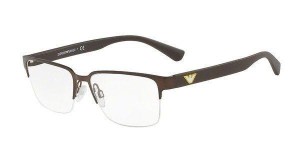 Emporio Armani Herren Brille » EA1055« - Preisvergleich