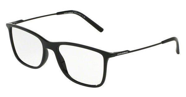 DOLCE & GABBANA Dolce & Gabbana Herren Brille » DG5024«, schwarz, 501 - schwarz