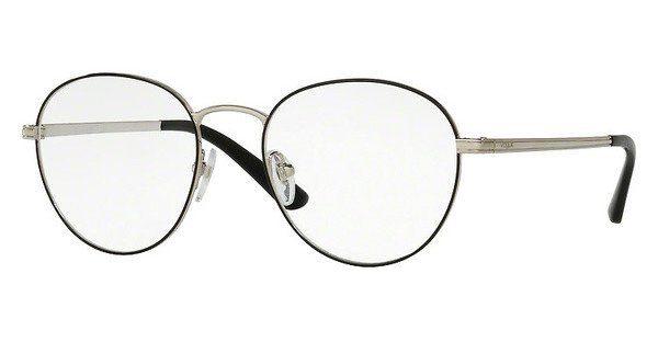 VOGUE Vogue Damen Brille » VO4062B«, schwarz, 352 - schwarz
