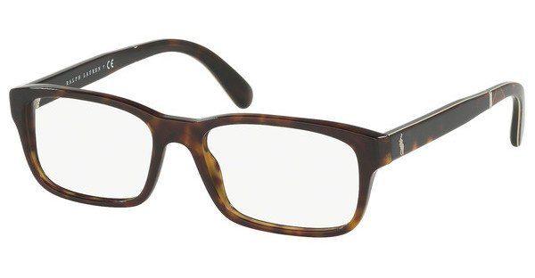 Polo Herren Brille » PH2163«, braun, 5003 - braun
