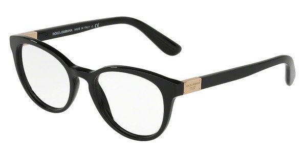 DOLCE & GABBANA Damen Brille »DG3268«