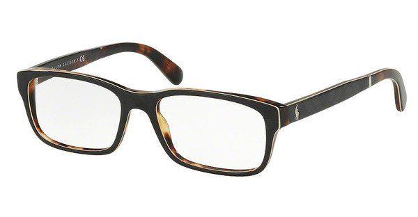 Polo Herren Brille » PH2166«, braun, 5003 - braun